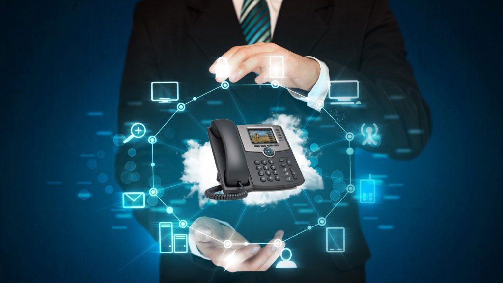 تلفن شبکه