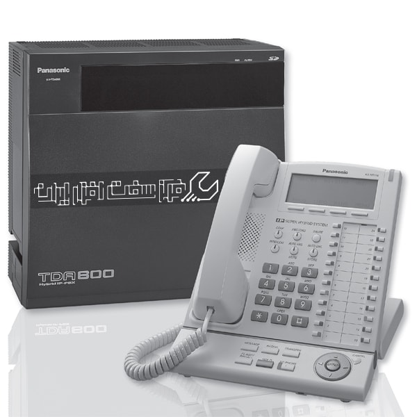 راه اندازی تلفن سانترال پاناسونیک