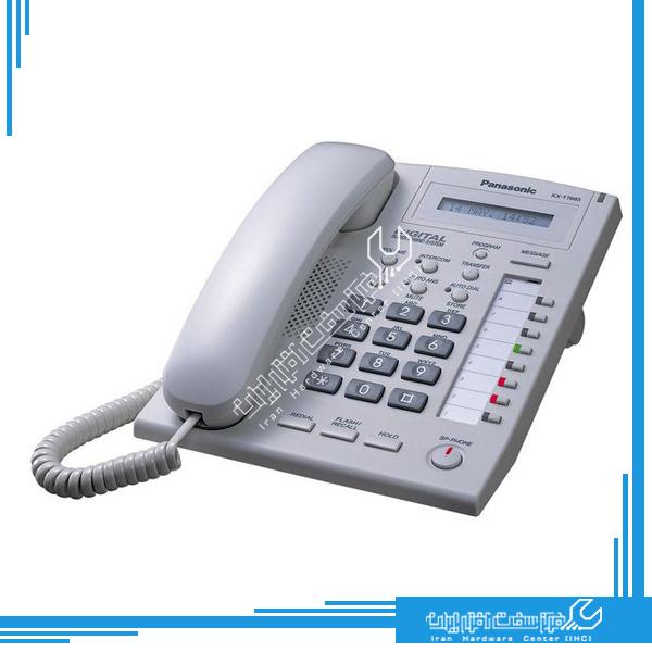 تلفن سانترال KX-T7665 پاناسونیک