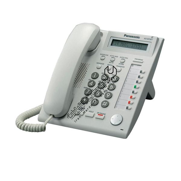 کار با تلفن سانترال